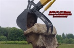 Amulet POWERBRUTE Hydraulic Bucket Thumb for 5-6 Ton Excavators