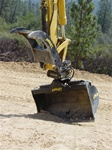Amulet TILT BUCKET for 5-6 Ton Excavators and Backhoes