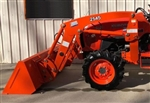 Front End Loader for Kubota L Series Compact Tractors