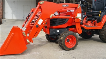 Front End Loader for Kubota BX Subcompact Tractors