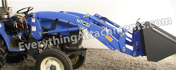 New Holland TC Series Loaders TC40