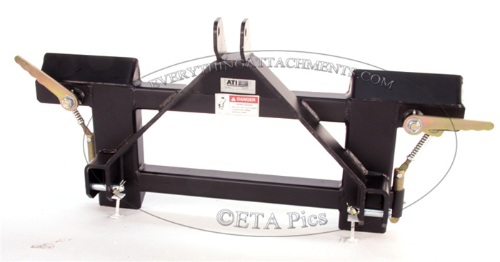 Change Your 3 Point Hitch To Universal Quick Attach