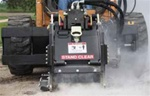 "Bradco 16"" High Flow Skid Steer, Skidsteer, Cold Planer HP400"