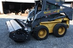Bradco Vibratory Roller Model VRS, Smooth Drum For Skid Steer, Skidsteer, Loaders