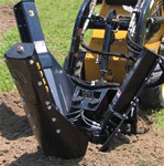 Bradco Mini & Skid Steer, Skidsteer, Tree Spade Model 2030