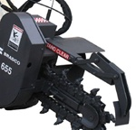 Bradco 655 High Flow Trencher
