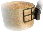 Bradco/Major Bale Hugger for Large Round Hay Bales with CAT IT/TH Telehandler mount only