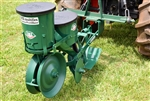 Cole Planter 12 MX Planters are the easiest way to fertilize and seed your garden with one single pass of the tractor
