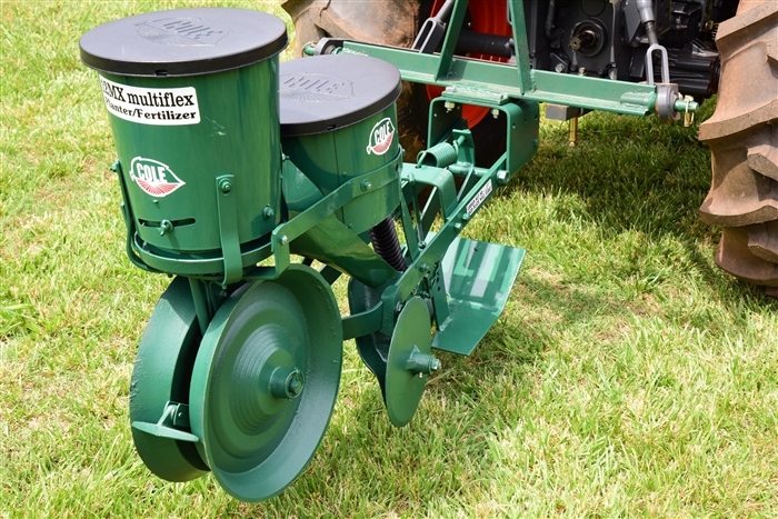 Cole Planter 12 Mx Seed