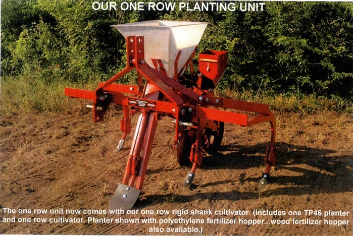 Covington Tp 46 Single Row Planter