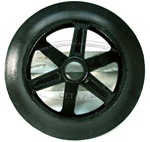 Everything Attachments 15 Inch cast iron Cultipacker Wheels