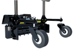 Digga 48 Inch Mini Soil Conditioner With Mini Loader Mount