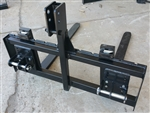 EA Xtreme Rear Mounted Pallet Forks