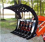 55 Inch Wicked Root Rake Grapple