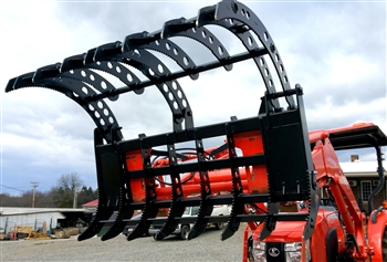 60 Inch Wicked Root Rake Grapple