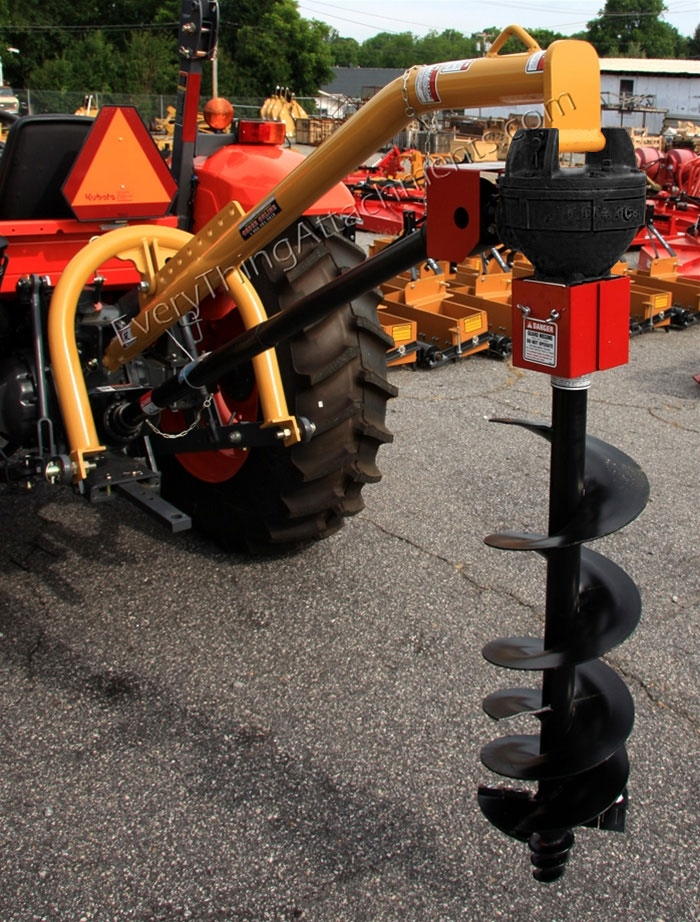 16 Ton Tractor 3 Point Log Splitter (3PT16H)