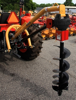"7500 HD Tractor Category 2 Post Hole Digger up to 18"" diameter"