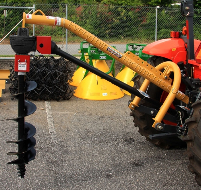 Top Rated 3 Point Post Hole Diggers and Post Drivers. Shop Online