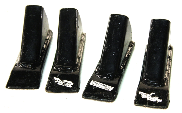 Replacement Tips For Everything Attachments Box Blade Shanks (4)