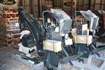 Everything Attachments 760 Backhoe with 3 point hitch