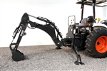 Everything Attachments 860 3 Point Tractor Backhoe designed for compact tractors