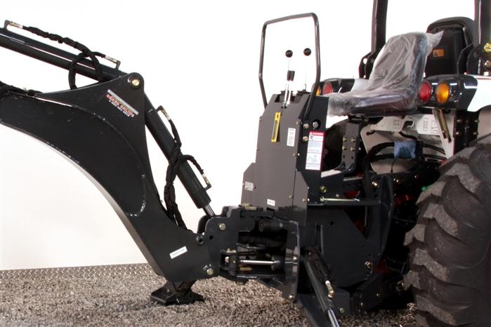 EA 860 3 Point Tractor Backhoe