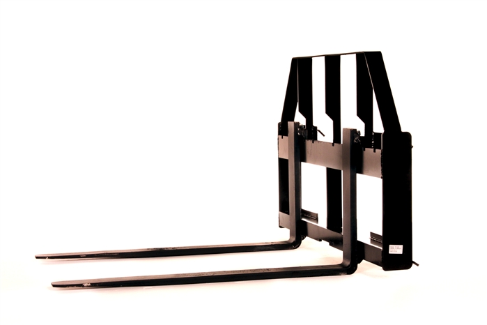 Everything Attachments Compact Pallet Forks with 42