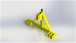 Gooseneck Trailer Hitch For Tractors