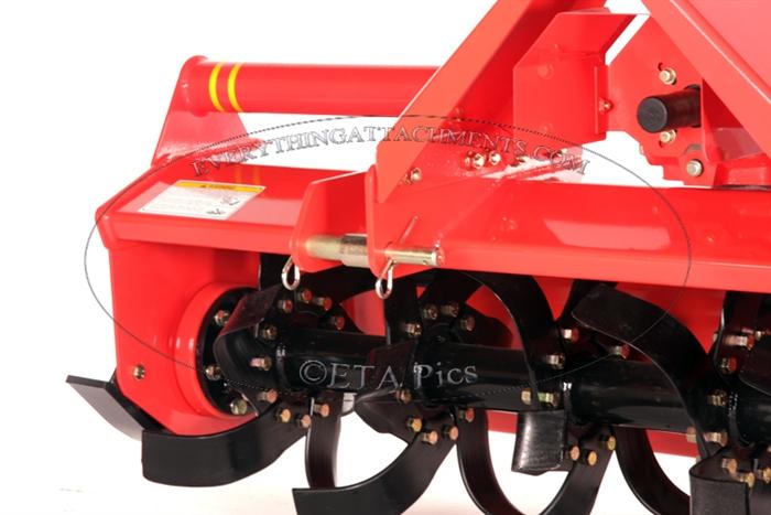 ER062 - EA 62 Inch Gear Drive Rotary Tiller