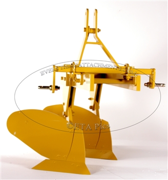 Everything Attachments Double Bottom Plow