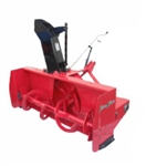64 inch tractor snow blower