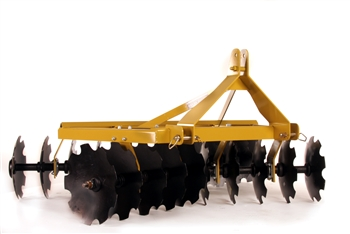 XTreme Duty Angle Iron Compact Tractor Disc Harrow