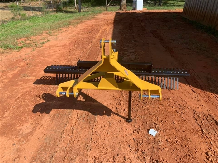 Everything Attachments Landscape Rake ... - Everything Attachments Landscape Rake, Root Rake