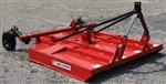 Fred Cain 7 Dove Tail HD Agricutter Rotary Cutter with Slip Clutch PTO and 60 HP gearbox