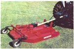 Fred Cain Agricutter 7' Pull Type Rotary Cutter