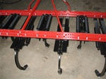 Fred Cain Tractor 13 Shank 3 Point Field Cultivator, Ripper, Tillage Tool, jitterbug, field plow, Bermuda grass plow