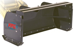 FFC 232 Series Snow Push, Low Profile, Light Weight