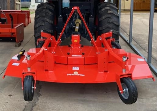 Farmtrac M84 S Tractor Finish Mower 84 PTO Driven Rear Discharge