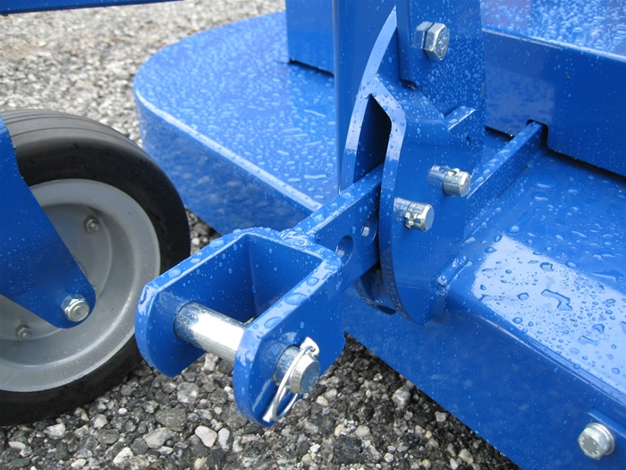 M84-S Tractor Finish Mower 84, Rear Discharge
