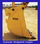 Kenco Wedgebolt Coupler. Call For Pricing. Free Shipping within 1,000 Miles.