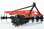 Compact Tractor Disc Harrow King Kutter XB Angle Iron Frame