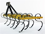 King Kutter 6' C Tine Field Cultivator. Everything Attachments offers King Kutter's Field Cultivator. Massive Free Shipping Zone
