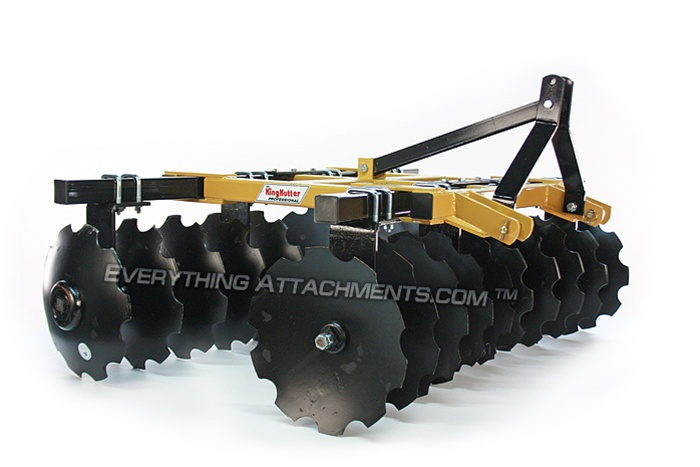 king kutter disc harrow manual