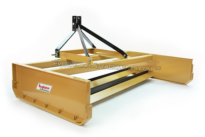 how to build a land leveler