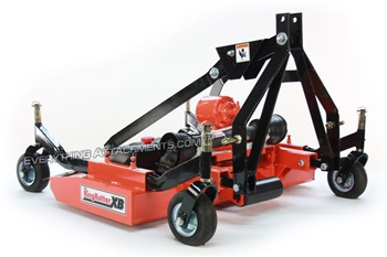 "King Kutter's 48"" XB Rear Discharge Finish Mower"
