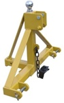 "King Kutter's Goose Neck Trailer Mover with 2 5/16"" Ball"