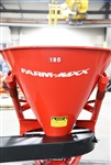 Farm-Max Tractor PTO Fertilizer Spreader SP-180 3 Point Hitch Cat 1
