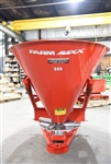 Farm-Max Tractor PTO Fertilizer Spreader SP300 3 Point Hitch, PTO Driven, Cone Type Broadcast Spreader