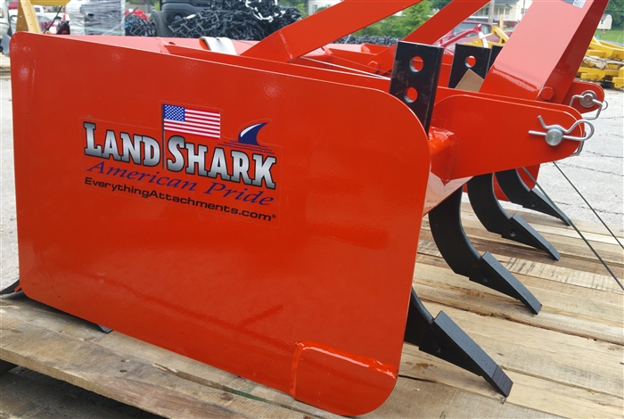 Compact Tractor Box Blades, Box Scraper by Land Shark