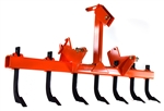 Land Shark Compact Tractor 3 point Scarifier Bar Ripper
